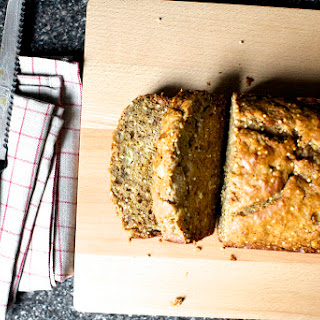Crackly Banana Bread