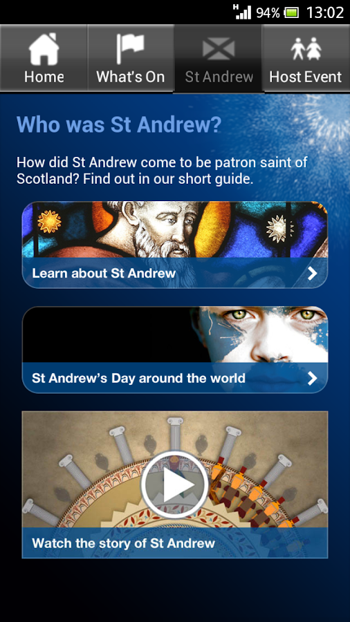 St Andrew- screenshot
