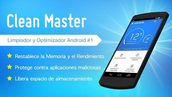 Mantén tu smartphone siempre optimizado