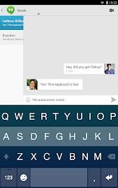 Fleksy + GIF Keyboard Screenshot 24
