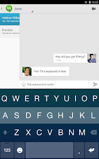 Fleksy + GIF Keyboard Screenshot 24