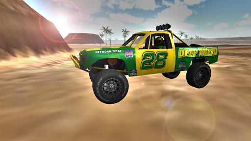 Offroad Race Truck
