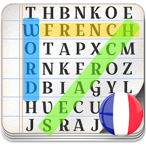 Word Search: French for PC and MAC