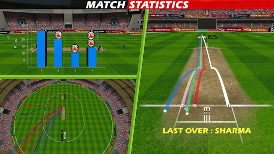 World Cricket Championship Pro- screenshot thumbnail