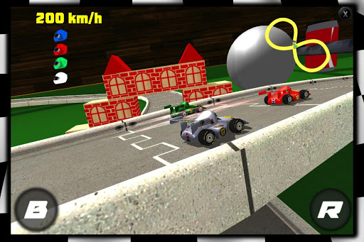 Toy Speed Race Free - amrv6