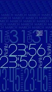 FILLING TIME FreeLiveWallpaper- screenshot thumbnail