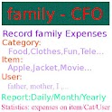 family-CFO: expenses tracker logo
