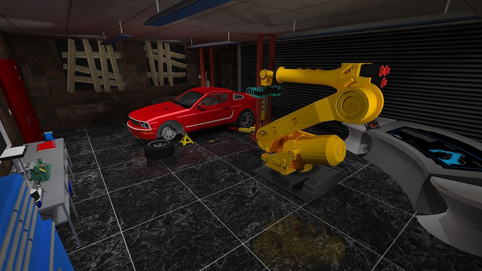 Fix My Car: Zombie Survival LT- screenshot