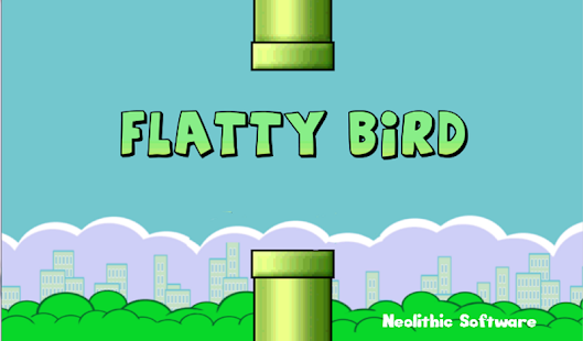 Flatty Bird- screenshot thumbnail