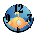 Yellow Submarine Clock Widget icon