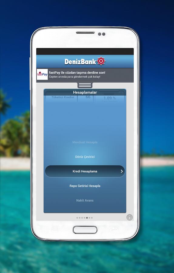 MobilDeniz - screenshot