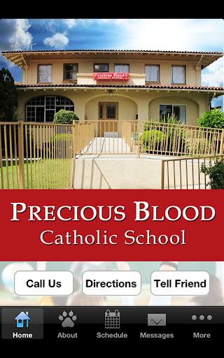 Precious Blood School