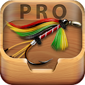 Fly Tyer Fishing Patterns Pro icon