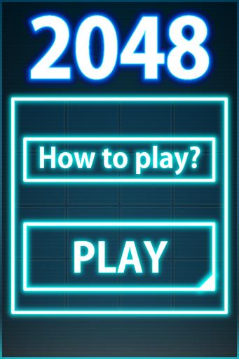 2048 of Glow