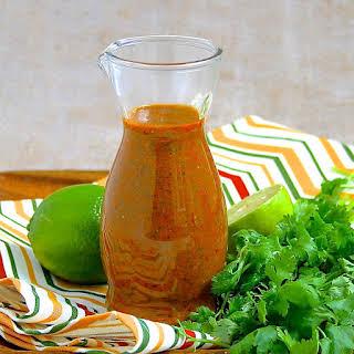 Chipotle Honey Lime Vinaigrette.