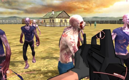Zombie Shooter 3D: A T
