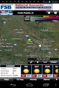KCRG Weather - screenshot thumbnail