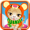 Kitty Cats: Dress Up & Play icon