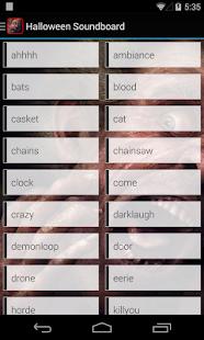 Halloween Soundboard - screenshot thumbnail