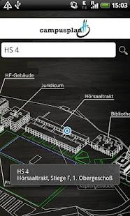 ÖH JKU – Miniaturansicht des Screenshots