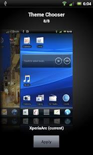 XperiaArc - CM7- screenshot thumbnail