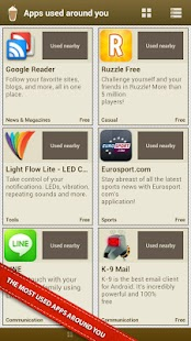 Frappé • Discover great apps - screenshot thumbnail
