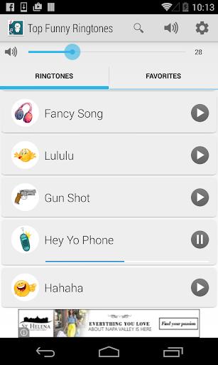 玩免費娛樂APP|下載トップおかしい着メロ app不用錢|硬是要APP