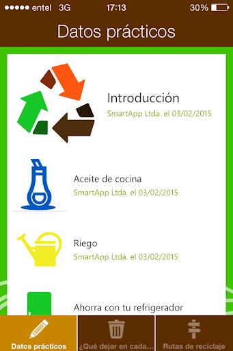 Ruta del Reciclaje