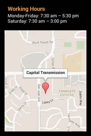 Capital Transmission Service- screenshot