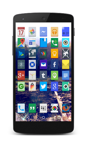 Fresh Icon Pack HD 360 pixels