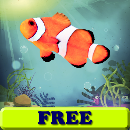 教育の無料の幼児のための魚類 LOGO-記事Game