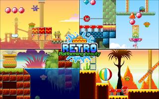Screenshot of Bean's Quest
