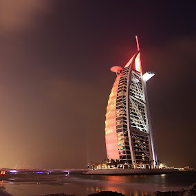 Burj al Arab Dubai 1 by Yadi Kustiadi - Buildings & Architecture Office Buildings & Hotels ( dubai )