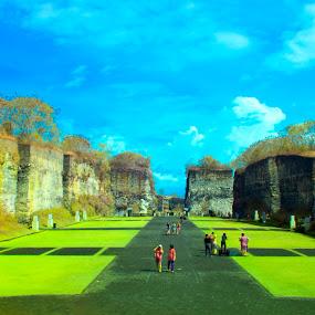 GWK  by Andi Irawan - City,  Street & Park  City Parks ( bali, travelling, garuda wisnu kencana )