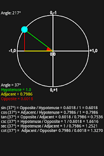 Trigonometric - screenshot thumbnail