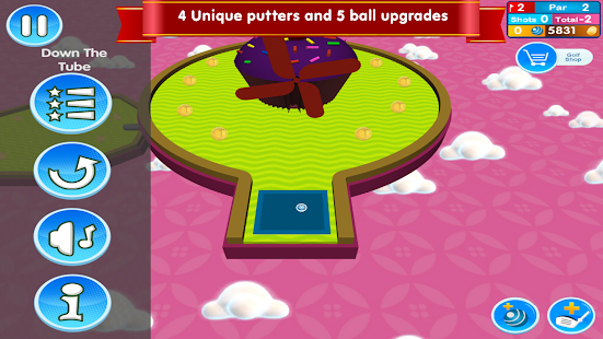 Ultimate Mini Golf 2- screenshot thumbnail