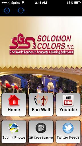 Solomon Colors