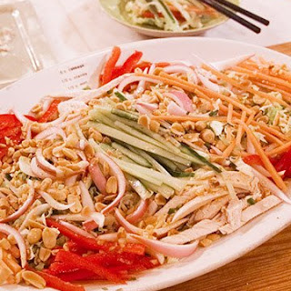 Vietnamese Chicken Salad.