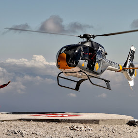 by Bogy Urevc - Transportation Helicopters
