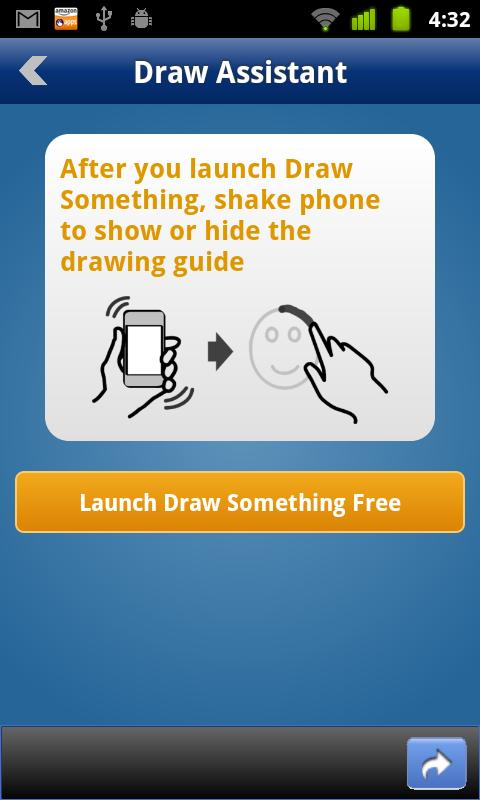 Draw Something Assistant - screenshot
