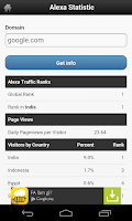 Screenshot of Seo tools, Seo reports, SERP