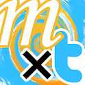 mixvTweet logo