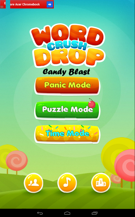 Word Drop : Best Family game- screenshot