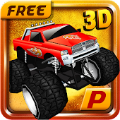 3D Big Truck Parking★Simulator