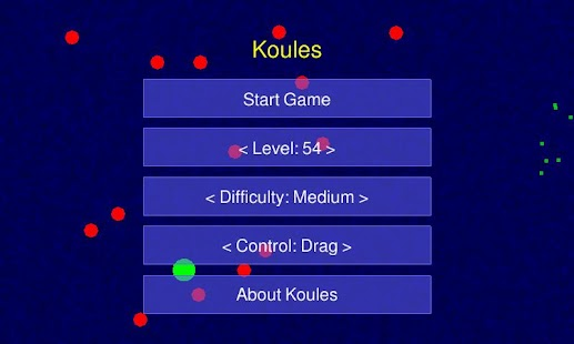 Koules - screenshot thumbnail