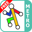 Paris Metro Free by Zuti icon