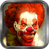 Scary Clown Live Wallpaper