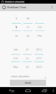 Shutdown Timer Full screenshot 1