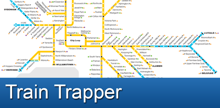 Melbourne Train Trapper 2.7.2 apk