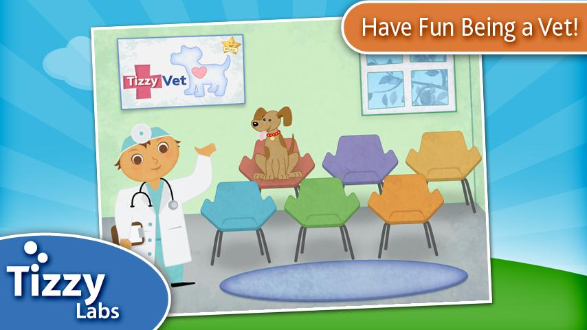 Tizzy Veterinarian Lite - screenshot